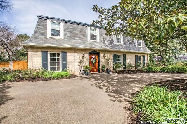 2611 Brookhurst Dr, San Antonio, TX 78209 (MLS #1364645) :: Alexis Weigand Real Estate Group