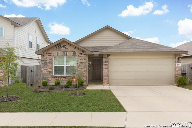 8031 Halo Circle, San Antonio, TX 78252 (MLS #1364662) :: Alexis Weigand Real Estate Group