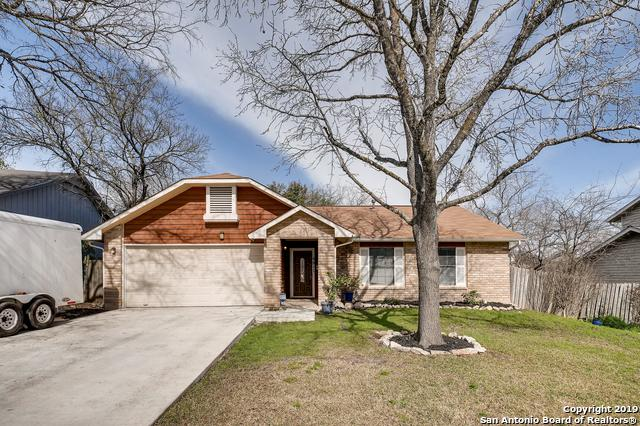 6811 Highland Bluff, San Antonio, TX 78233 (MLS #1364683) :: The Mullen Group | RE/MAX Access