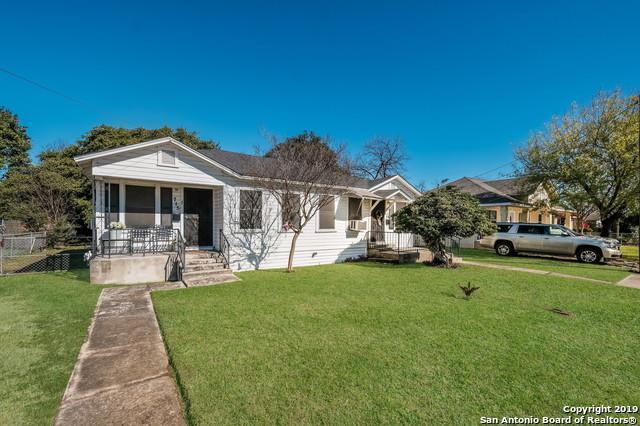 713 W Winnipeg Ave, San Antonio, TX 78225 (MLS #1364875) :: Alexis Weigand Real Estate Group
