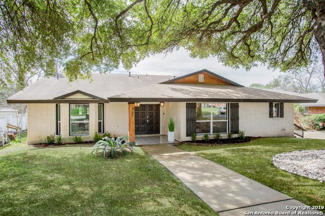 309 Towne-Vue Dr, Castle Hills, TX 78213 (MLS #1364902) :: Alexis Weigand Real Estate Group