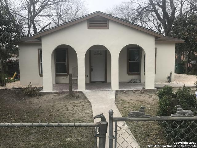 323 S San Horacio Ave, San Antonio, TX 78237 (MLS #1364919) :: Alexis Weigand Real Estate Group