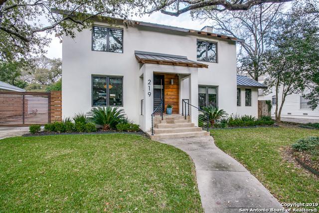 219 Tuxedo Ave, Alamo Heights, TX 78209 (MLS #1364945) :: River City Group