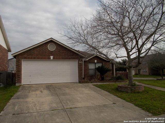 2251 Creekside Bend, San Antonio, TX 78259 (MLS #1365093) :: Alexis Weigand Real Estate Group