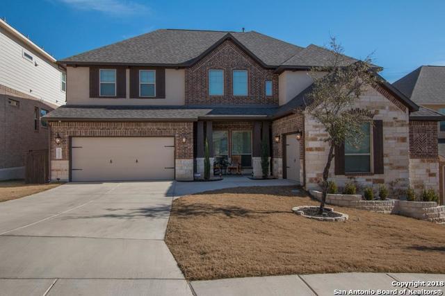 24206 Gazania Bluff, San Antonio, TX 78260 (MLS #1365312) :: Alexis Weigand Real Estate Group
