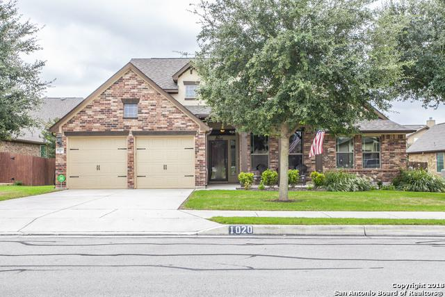 1020 Natalie Way, Schertz, TX 78154 (MLS #1365313) :: Erin Caraway Group