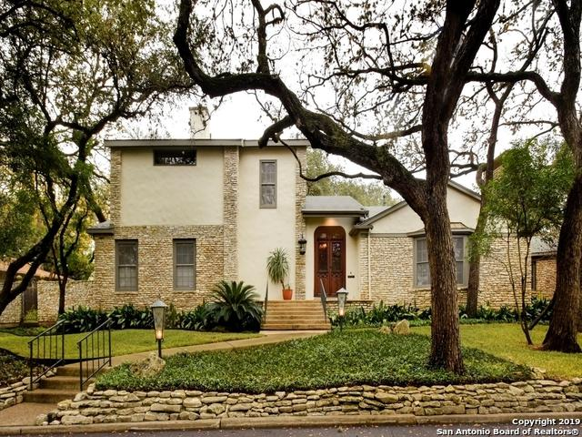 630 Castano Ave, Alamo Heights, TX 78209 (MLS #1365326) :: Neal & Neal Team