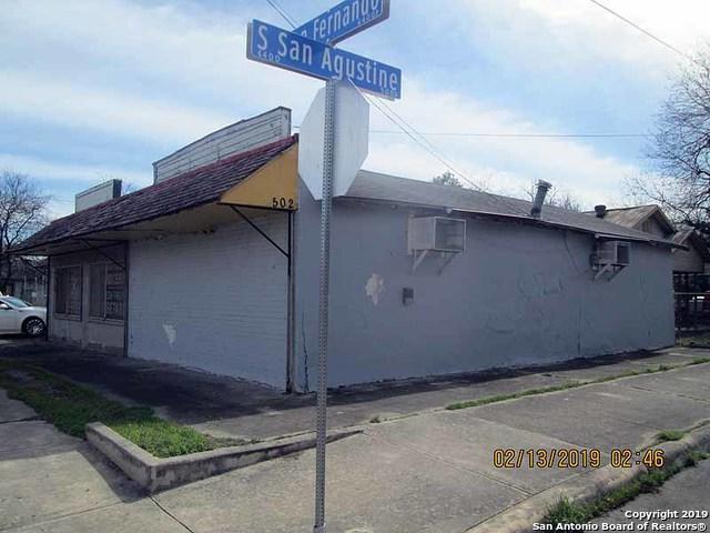 502 S San Augustine Ave, San Antonio, TX 78237 (MLS #1365328) :: ForSaleSanAntonioHomes.com