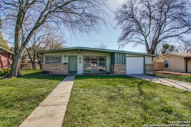 514 Brightwood Pl, San Antonio, TX 78209 (MLS #1365340) :: Alexis Weigand Real Estate Group