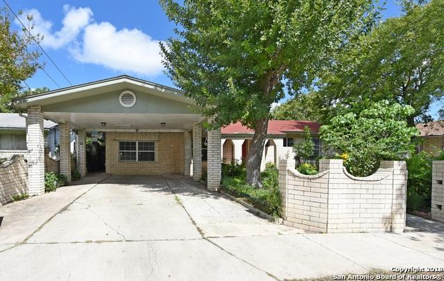 1523 Betty St, San Antonio, TX 78224 (MLS #1365383) :: Alexis Weigand Real Estate Group