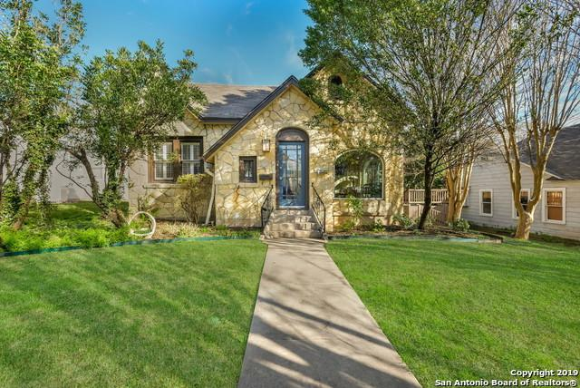 305 Wildrose Ave, Alamo Heights, TX 78209 (MLS #1365458) :: River City Group