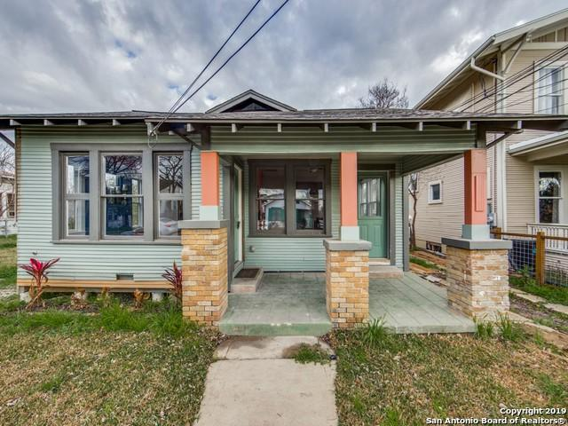 1027 Lamar, San Antonio, TX 78202 (MLS #1365497) :: Exquisite Properties, LLC