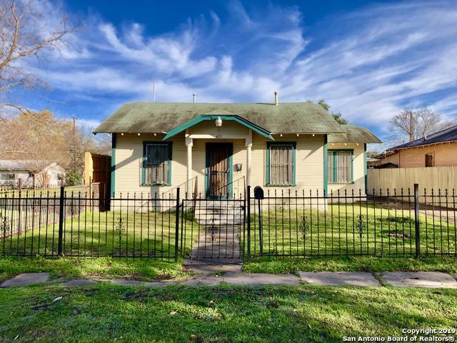 425 Kayton Ave, San Antonio, TX 78210 (MLS #1365510) :: Neal & Neal Team