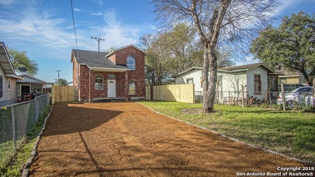 1160 Fitch St, San Antonio, TX 78211 (MLS #1365562) :: ForSaleSanAntonioHomes.com