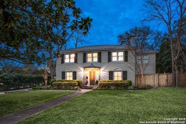 201 Morningside Dr, San Antonio, TX 78209 (MLS #1365579) :: Exquisite Properties, LLC