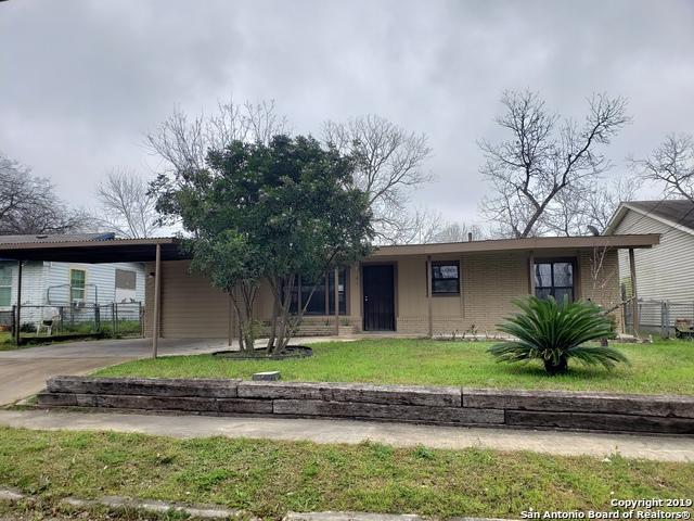 450 Surrells Ave, San Antonio, TX 78228 (MLS #1365582) :: Magnolia Realty
