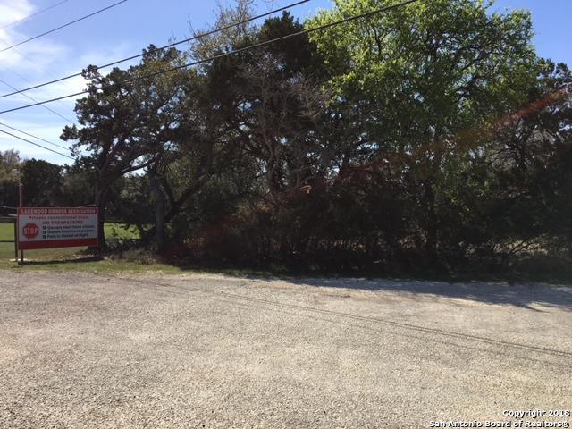 LOT 15 Lakepark Dr, Lakehills, TX 78063 (MLS #1365599) :: Berkshire Hathaway HomeServices Don Johnson, REALTORS®