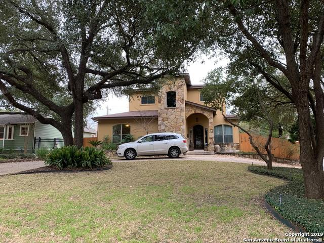100 Charles Rd, Terrell Hills, TX 78209 (MLS #1365625) :: Exquisite Properties, LLC