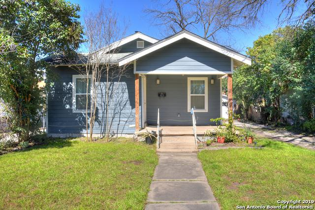 823 W Rosewood Ave, San Antonio, TX 78212 (MLS #1365642) :: Erin Caraway Group
