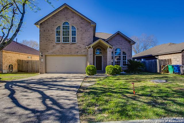 5831 Creekway St, San Antonio, TX 78247 (MLS #1365682) :: Neal & Neal Team