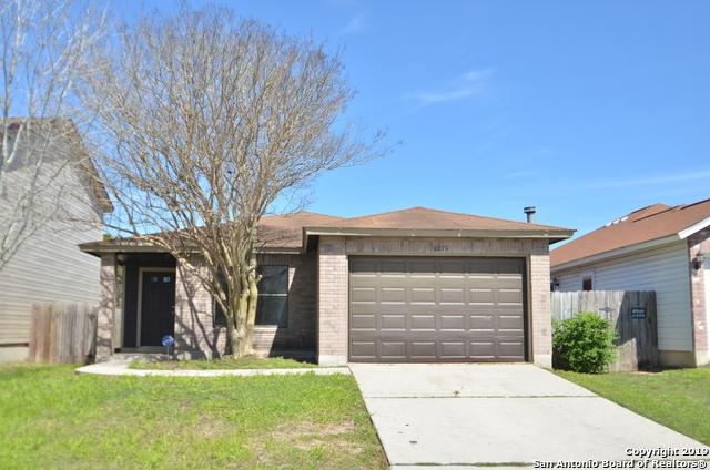 6875 Canary Meadow Dr, Converse, TX 78109 (MLS #1365699) :: The Mullen Group | RE/MAX Access