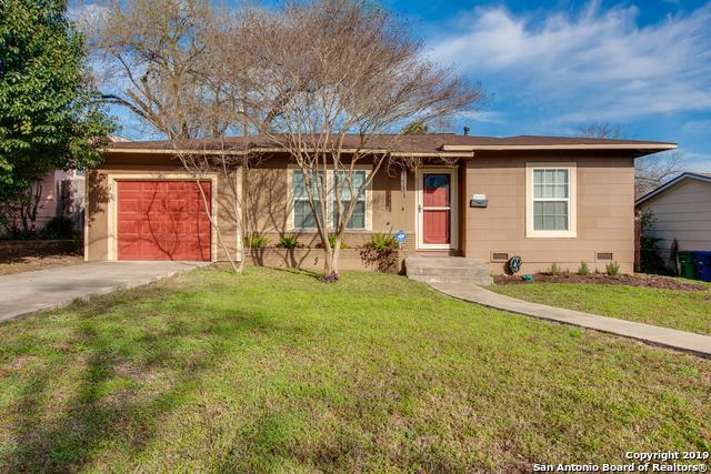 611 Sumner Dr, San Antonio, TX 78209 (MLS #1365713) :: The Mullen Group | RE/MAX Access