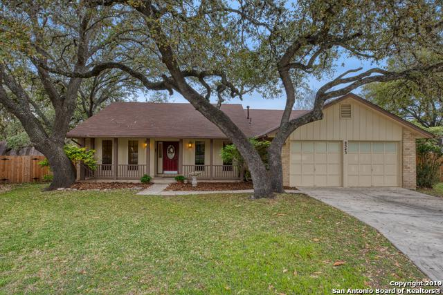 8543 Chimneyhill St, San Antonio, TX 78254 (MLS #1365741) :: The Mullen Group | RE/MAX Access