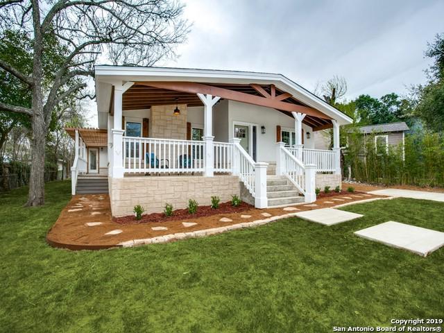 810 Elizabeth Rd, Terrell Hills, TX 78209 (MLS #1365755) :: Exquisite Properties, LLC