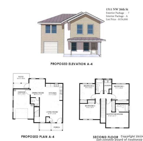1511 Nw 26th St, San Antonio, TX 78228 (MLS #1365821) :: Exquisite Properties, LLC