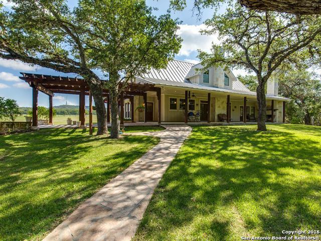 221 Upper Cibolo Creek Rd, Boerne, TX 78006 (MLS #1365841) :: Exquisite Properties, LLC