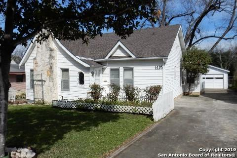 1435 Schley Ave, San Antonio, TX 78210 (MLS #1365891) :: The Mullen Group   RE/MAX Access