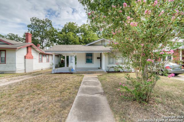 716 Kayton Ave, San Antonio, TX 78210 (MLS #1365925) :: The Mullen Group   RE/MAX Access