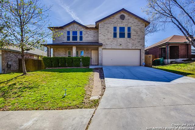 8066 Talkenhorn, Converse, TX 78109 (MLS #1365944) :: BHGRE HomeCity