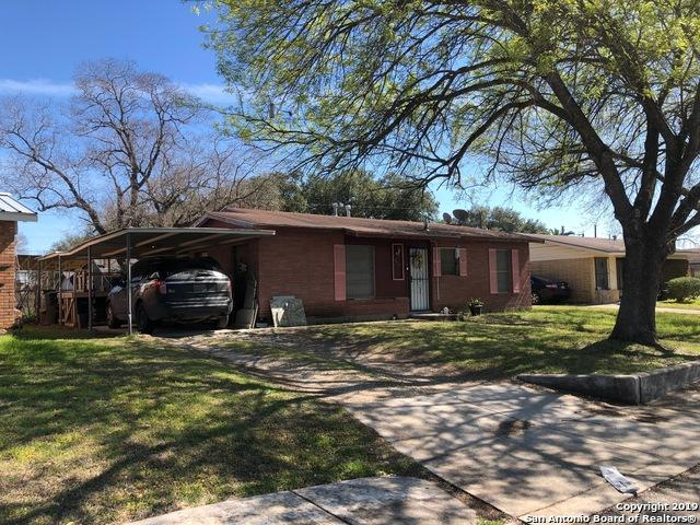 1626 Latimer St, San Antonio, TX 78220 (MLS #1366024) :: The Mullen Group | RE/MAX Access