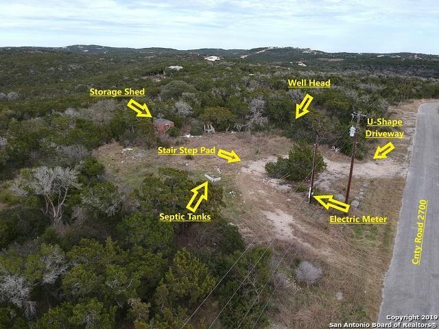 650 County Road 2700, Mico, TX 78056 (MLS #1366037) :: BHGRE HomeCity