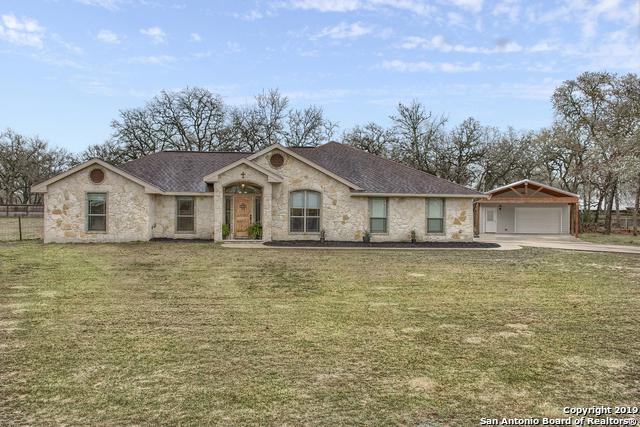 315 Rose Meadow Dr, La Vernia, TX 78121 (MLS #1366041) :: River City Group