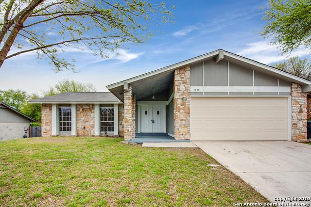 1231 Old Forrest St, San Antonio, TX 78245 (MLS #1366051) :: River City Group