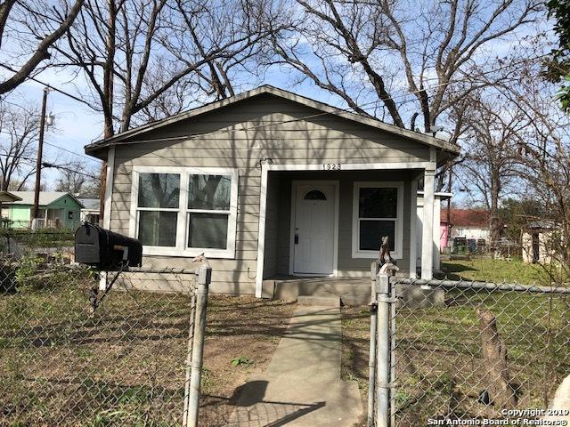 1923 Hidalgo St, San Antonio, TX 78207 (MLS #1366107) :: BHGRE HomeCity