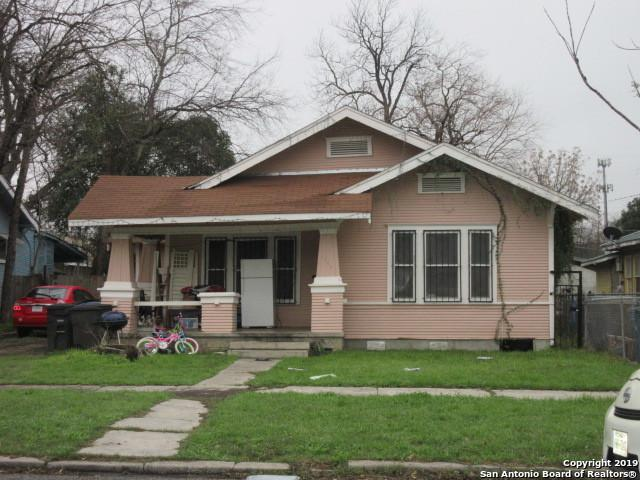 1208 W Magnolia Ave, San Antonio, TX 78201 (MLS #1366111) :: BHGRE HomeCity