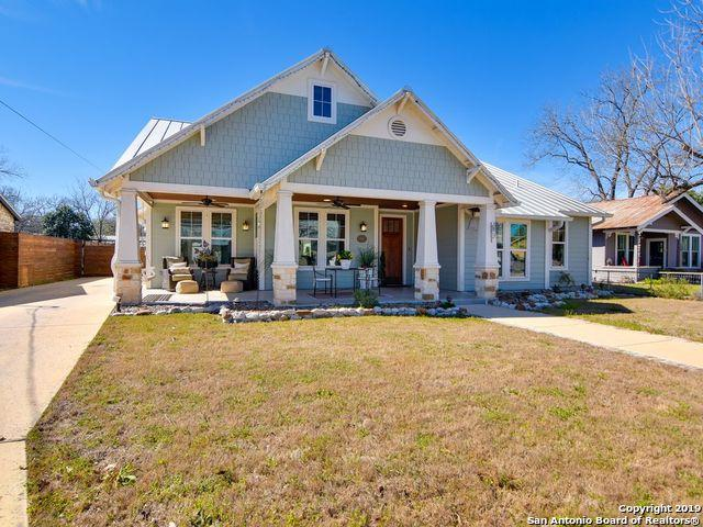 126 Mesquite St, Boerne, TX 78006 (MLS #1366240) :: Alexis Weigand Real Estate Group