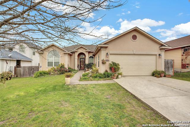 1642 Sunblossom Circle, New Braunfels, TX 78130 (MLS #1366280) :: Alexis Weigand Real Estate Group