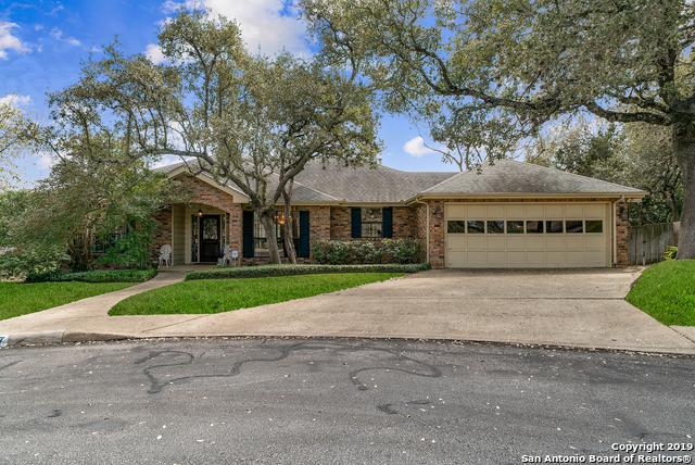 15607 Robin Ridge, San Antonio, TX 78248 (MLS #1366429) :: The Castillo Group