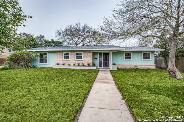 546 E Nottingham Dr, San Antonio, TX 78209 (MLS #1366435) :: The Mullen Group | RE/MAX Access