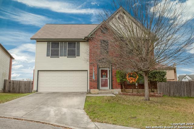 2811 Redrock Trail, San Antonio, TX 78259 (MLS #1366494) :: Alexis Weigand Real Estate Group
