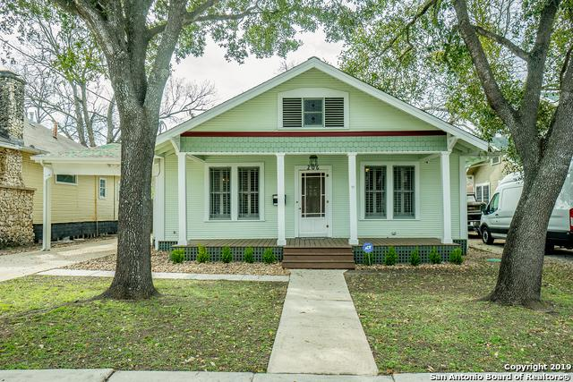206 Queen Anne Ct, San Antonio, TX 78209 (MLS #1366495) :: Alexis Weigand Real Estate Group