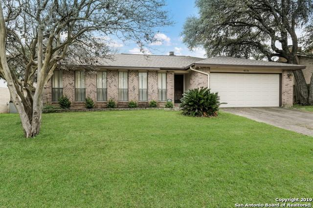 8334 Timber Glen St, San Antonio, TX 78250 (MLS #1366511) :: Alexis Weigand Real Estate Group