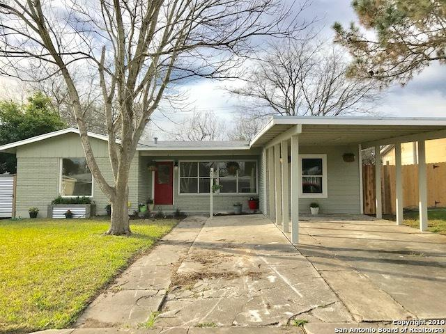 450 Adrian Dr, San Antonio, TX 78213 (MLS #1366533) :: Exquisite Properties, LLC