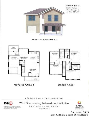 1523 Nw 26th St, San Antonio, TX 78228 (MLS #1366658) :: The Mullen Group | RE/MAX Access