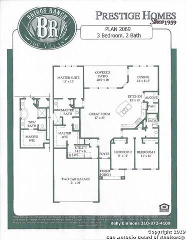 3903 Brazos Bend, San Antonio, TX 78245 (MLS #1366715) :: Alexis Weigand Real Estate Group
