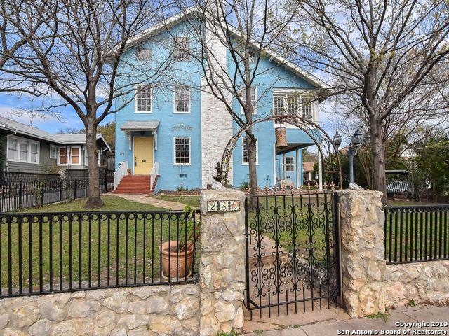 235 E Huisache Ave, San Antonio, TX 78212 (MLS #1366841) :: Exquisite Properties, LLC